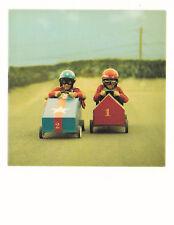 Ansichtskarte: Der große Preis: Seifenkistenrennen - The Pedal Car Race