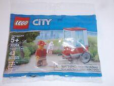Lego City 30364 Popcorn Cart 43 Pcs Polybag New Sealed