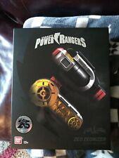 Power Rangers Zeo - 25th Anniversary Legacy Collection Zeo Zeonizer NIB