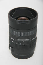 Sigma 8-16mm F4.5-5.6 DC Canon EF Objektiv Lens Gebraucht