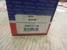 Sway Bar Frame Bushings(2) #K7138 - Fits Dodge Daytona 84-93 H201