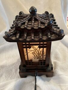 Oriental Table Lamp