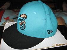 Coastal Carolina Chanticleers Hat Cap Fitted Mens 7 1/4 NCAA Wool CCU NCAA