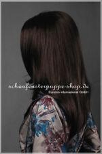 weiblich et-w245 Perücke  wig  Frau mittellang glatt schwarz Kopf  Haare  NEU!!!