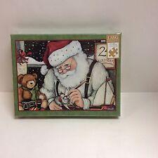 Lang Santa's Workshop by Susan Winget Jigsaw Puzzle (1000-Piece)
