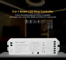 Mi-Light LS2 5in1 2.4G RGBW RGB+CCT RGBWW LED Controller Dimmer WiFI WLAN APP
