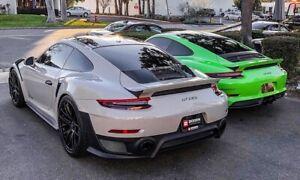 Porsche Wing Delete Caps