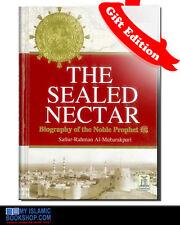 NEW THE SEALED NECTAR (AR-RAHEEQUL MAKHTUM)  FULL COLOUR DELUXE GIFT EDITION