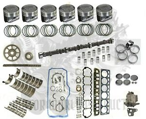 2000 - 2004 Jeep 4.0 Master Engine Rebuild kit + camshaft and lifters