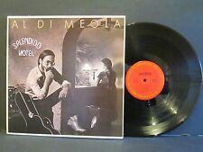 "AL DI MEOLA ""Splendido Hotel"" 1980 Jazz Fusion 2 Lp Records N/M"