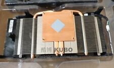 Sapphire 7850 Platinum Edition 1G R9 370 2 heat pipe 53mm VGA cooler FD7010H12S