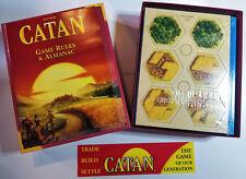 Catan 5th Edition Trade Build Settle Fun Family Board Game