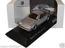 PORSCHE 911 Turbo 3.0 no. 1 1974 ARGENTO SPARK 1:43 Ltd. Edition wap0201440g NUOVO