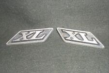 XL Roof Ornaments 70 Ford Galaxie XL Fastback 351 390 429 Badges/Emblems 1970 OE