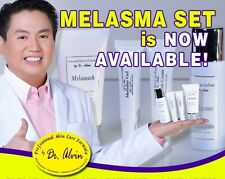 First & only Melasma Set of Professional Skin Care Formula 100% Original Unisex
