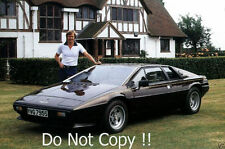 Ronnie Peterson & John Player Special Lotus Esprit 1978 Photograph