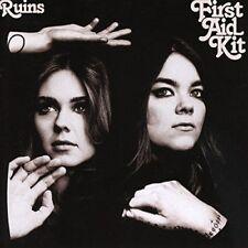 First Aid Kit - Ruins [CD] Sent Sameday*