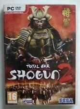 Total War Shogun 2 for PC