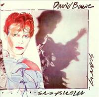 DAVID BOWIE - SCARY MONSTERS [BLISTER] [REMASTER] NEW CD