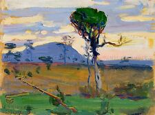 Akseli Gallen kallela Mt como sabuk Gallen viejo maestro Arte Pintura impresión 004oma