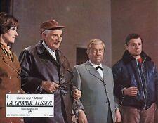 FRANCIS BLANCHE  LA GRANDE LESSIVE MOCKY 1968 VINTAGE LOBBY CARD #3