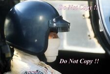 Steve McQueen Le Mans Film Ritratto Fotografia 1971 17