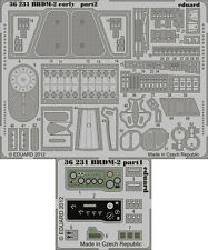 EDUARD 1/35 PE PHOTO-ETCHED DETAIL SET for TRUMPETER BRDM-2 EARLY #05511