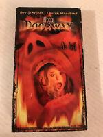THE DOORWAY, ROY SCHEIDER, LAUREN WOODLAND, VHS