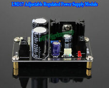 AC/DC-DC LM317 Adjustable Rectifier Filters Regulated Power Supply Board Module