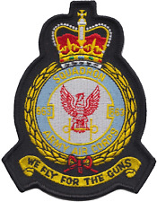 No. 663 Squadron British Army Air Corps AAC Crest Mod Embroidered Patch
