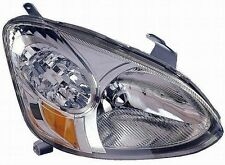2003-2005 Toyota Echo Coupe/Sedan New Right/Passenger Side Headlight Assembly