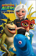 Monsters Vs Aliens - Novel, Susan Korman, New Book