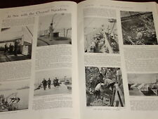 1898 NAVY CHANNEL SQUADRON 8 IMAGES WASH DAY COALING &C