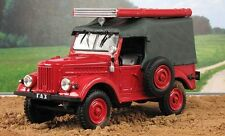 SGP-20 (GAZ-69) - Fire Car - USSR - DeAgostini - Car on Duty (3) - 1/43