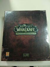 World of Warcraft: Mists of Pandaria - Collectors Edition WoW (NEW & SEALED)