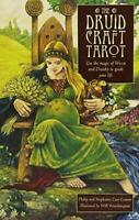 The Druid Craft Tarot: Use the Magic of Wicca and Druidry to Guide Your Life
