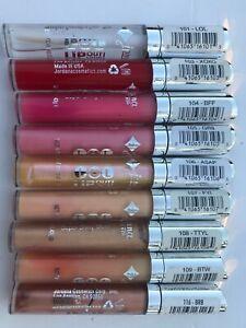 Jordana LOL Lip Out Loud Super Shiny Gloss - Choose your Shade qty
