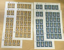 SPECIAL LOT Cyprus 1980 533-4 - Europa - 100 Sets of 2v - MNH Sheets