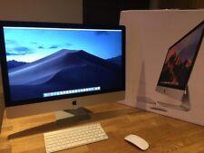 "Apple iMac 27-inch | Intel Core i7 | 32GB RAM | 1TB SSD | 240GB ""Flash Storage"""