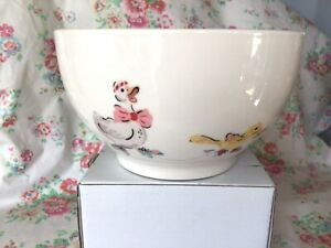 Cath Kidston Skate Party Cereal Bowl - Brand New