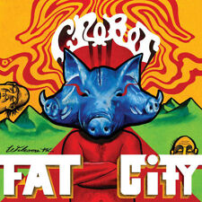 Crobot Welcome To Fat City 2016 11-pistes Album CD Neuf/Scellé