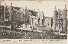 Royal Victoria Hospital Montreal Quebec QC Que. c1905 Antique Postcard D33