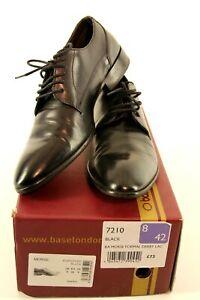 Base London Morse Formal Dress Shoes Size UK8