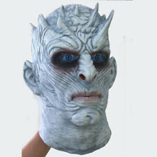 Game of Thrones Night's Night King Cosplay Mask T Halloween Adult Latex Mask