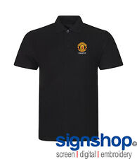 Belfast Manchester United Supporters Club Official Polo Shirt