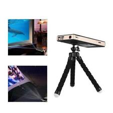 3d 4k HD Mini Home Cinema Projector DLP Android Bluetooth Dual WiFi HDMI 2 16gb