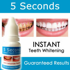 5 Seconds Instant Teeth Whitening Kit Best Gel Whitening  30% Carbamide Peroxide
