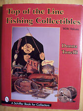 ANTIQUE FISHING LURES PRICE GUIDE COLLECTOR BOOK Reels Spears ICE FISHING DECOYS