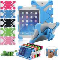 """US For 7"""" -10.1 inch Tablets PC Universal Kids Safe Shockproof Silicone Covers"""