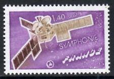 """(Ref-11737) France 1976 Launch of """"Symphonie No.1"""" Satelite SG.2137 Mint MNH"""